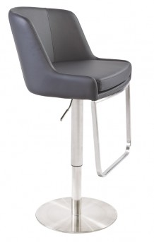 VIG Lopez Grey Bar Stool Available Online in Dallas Fort Worth Texas