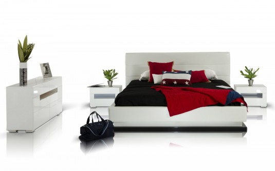 VIG Infinity Platform Bed Available Online in Dallas Fort Worth Texas