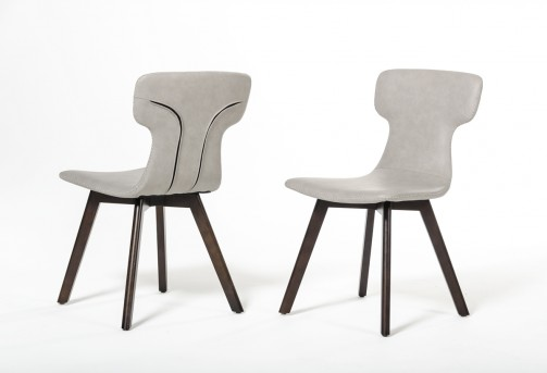 VIG Zach Grey Dining Chair Available Online in Dallas Fort Worth Texas