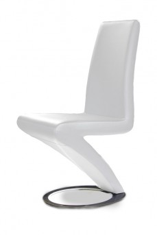 VIG Zaida White Dining Chair Available Online in Dallas Fort Worth Texas