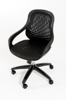 VIG Claudia Black Office Chair Available Online in Dallas Fort Worth Texas