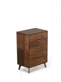 VIG Nova Domus Soria Walnut Chest Available Online in Dallas Fort Worth Texas