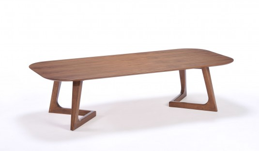 VIG Jett Walnut Coffee Table Available Online In Dallas Fort Worth Texas