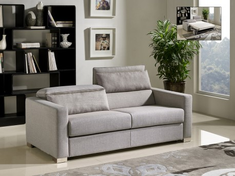VIG Divani Casa Norfolk Grey Fabric Sofa Bed Available Online In Dallas  Fort Worth Texas