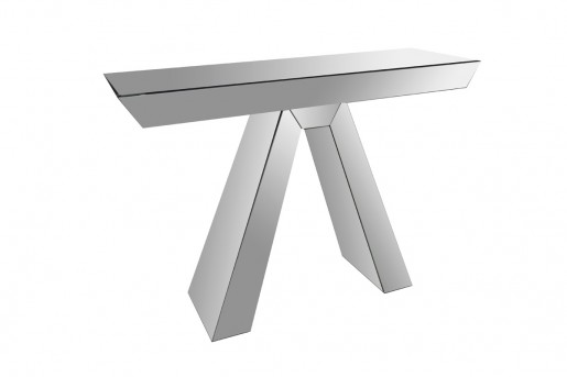 VIG Fosse Mirrored Console Table Available Online in Dallas Fort Worth Texas