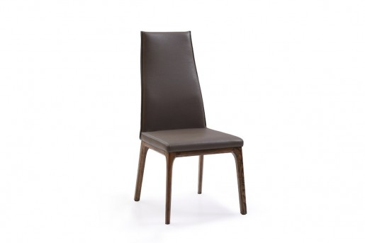 VIG Cologne Dark Grey & Oak Dining Chair Available Online in Dallas Fort Worth Texas