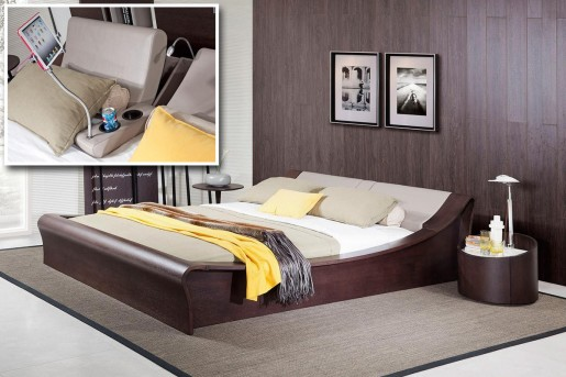 VIG Geneva Platform Bed Available Online in Dallas Fort Worth Texas