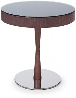 VIG Jackson Brown Oak End Table Available Online in Dallas Fort Worth Texas