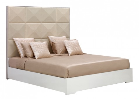 VIG Temptation Ariel High Headboard Bed Available Online in Dallas Fort Worth Texas