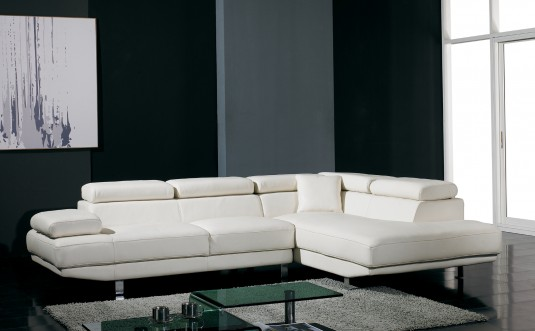 VIG Yil Ultra Sectional Sofa Available Online in Dallas Fort Worth Texas