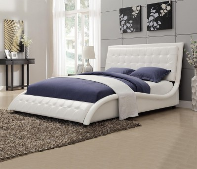 Coaster Tully White Queen Bed Available Online in Dallas Fort Worth Texas