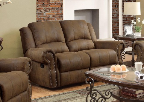 Coaster Rawlinson Glider Reclining Loveseat Available Online in Dallas Fort Worth Texas