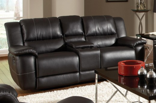 Coaster Lee Glider Reclining Loveseat Available Online in Dallas Fort Worth Texas