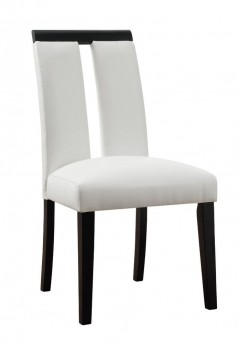 Coaster Kenneth White Dining Chair Available Online in Dallas Fort Worth Texas