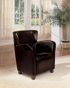 Coaster Randall Brown Accent Chair Available Online in Dallas Fort Worth Texas