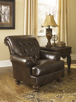 Ashley Fresco DuraBlend Accent Chair Available Online in Dallas Fort Worth Texas