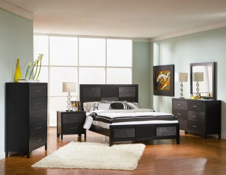 Coaster Grove Queen 5pc Bedroom Group Available Online in Dallas Fort Worth Texas
