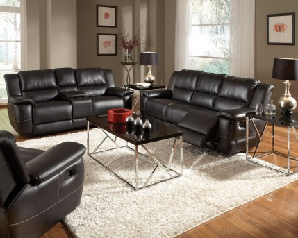 Coaster Lee Reclining Sofa & Loveseat Set Available Online in Dallas Fort Worth Texas