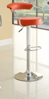 Homelegance Ride Low Back Red Barstool Available Online in Dallas Fort Worth Texas