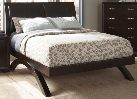 Homelegance Astrid Queen Platform Bed Available Online in Dallas Fort Worth Texas