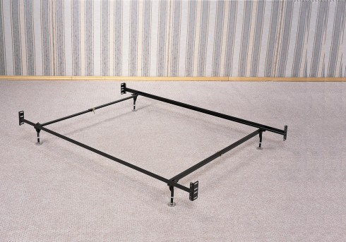 Twin/Full Bolt-on Bolt-on Bed Frame Available Online in Dallas Texas