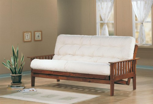 Coaster Damal Full Size Futon Frame Available Online in Dallas Fort Worth Texas