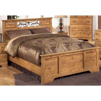 Ashley Bittersweet Queen Panel Bed Available Online in Dallas Fort Worth Texas