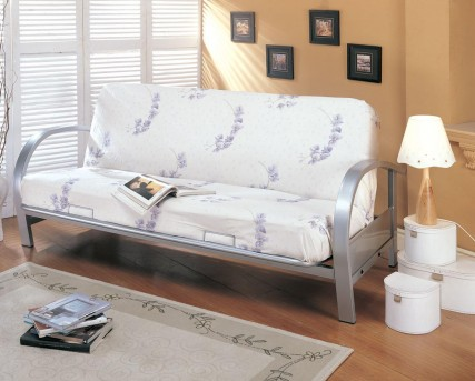 Coaster Allian Metal Futon Frame Available Online in Dallas Fort Worth Texas