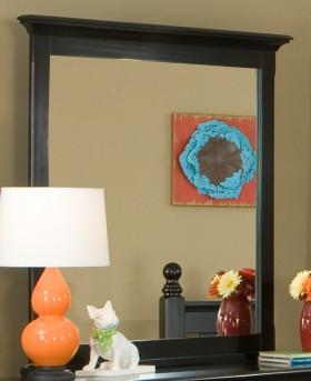 Homelegance Morelle Black Mirror Available Online in Dallas Fort Worth Texas