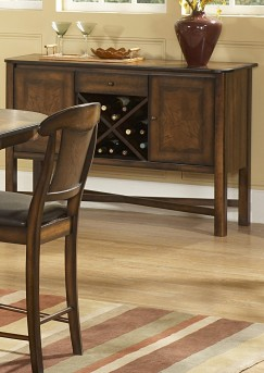 Westwood Oak Server Available Online in Dallas Fort Worth Texas