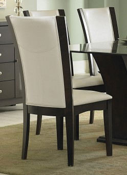 Homelegance Daisy White Side Chair Available Online in Dallas Fort Worth Texas