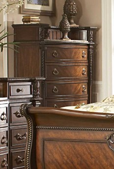 Homelegance Palace Marble Top Chest Available Online in Dallas Fort Worth Texas