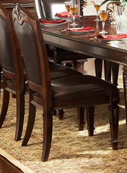 Homelegance Palace Side Chair Available Online in Dallas Fort Worth Texas