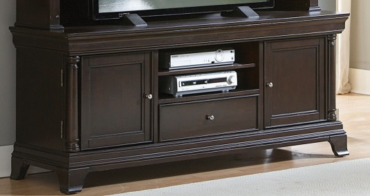 Homelegance Inglewood 66in TV Console Available Online in Dallas Fort Worth Texas