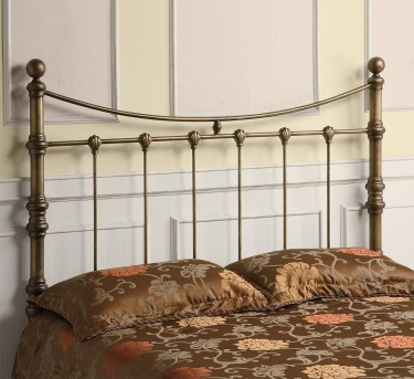 Coaster Antique Gold Queen Headboard Available Online in Dallas Fort Worth Texas