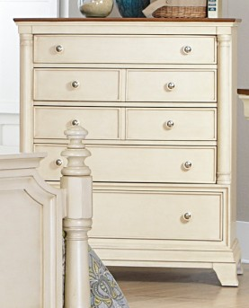 Homelegance Inglewood White Chest Available Online in Dallas Fort Worth Texas