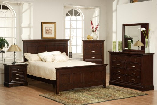 Homelegance Glamour Full 5pc Bedroom Group Available Online in Dallas Fort Worth Texas
