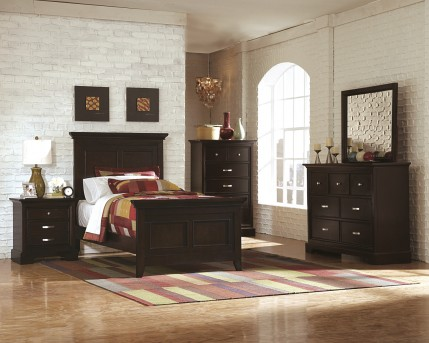 Homelegance Glamour Twin 5pc Bedroom Group Available Online in Dallas Fort Worth Texas