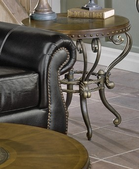 Homelegance Jenkins End Table Available Online in Dallas Fort Worth Texas