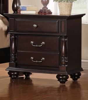 Homelegance Townsford Night Stand Available Online in Dallas Fort Worth Texas