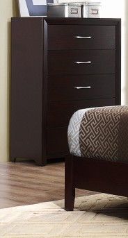Homelegance Edina 5 Drawer Chest Available Online in Dallas Fort Worth Texas