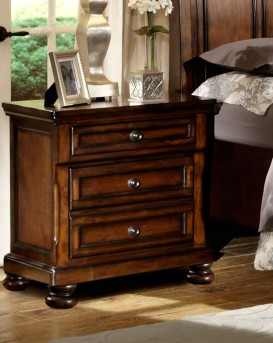 Homelegance Cumberland Night Stand Available Online in Dallas Fort Worth Texas