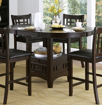 Homelegance Junipero Counter Height Table Available Online in Dallas Fort Worth Texas