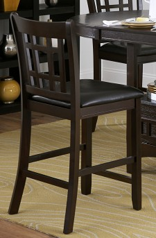 Homelegance Junipero Counter Height Chair Available Online in Dallas Fort Worth Texas