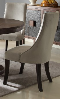 Homelegance Dandelion Taupe Side Chair Available Online in Dallas Fort Worth Texas