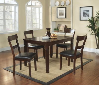Homelegance Oklahoma 5pc Dining Room Set Available Online in Dallas Fort Worth Texas