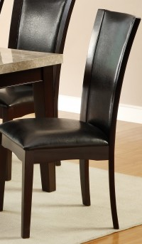 Homelegance Hahn Espresso Side Chair Available Online in Dallas Fort Worth Texas