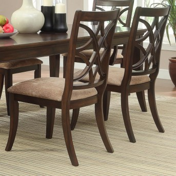 Homelegance Keegan Side Chair Available Online in Dallas Fort Worth Texas