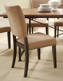 Homelegance Derry Side Chair Available Online in Dallas Fort Worth Texas