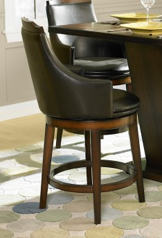 Homelegance Bayshore Swivel Pub Height Chair Available Online in Dallas Fort Worth Texas
